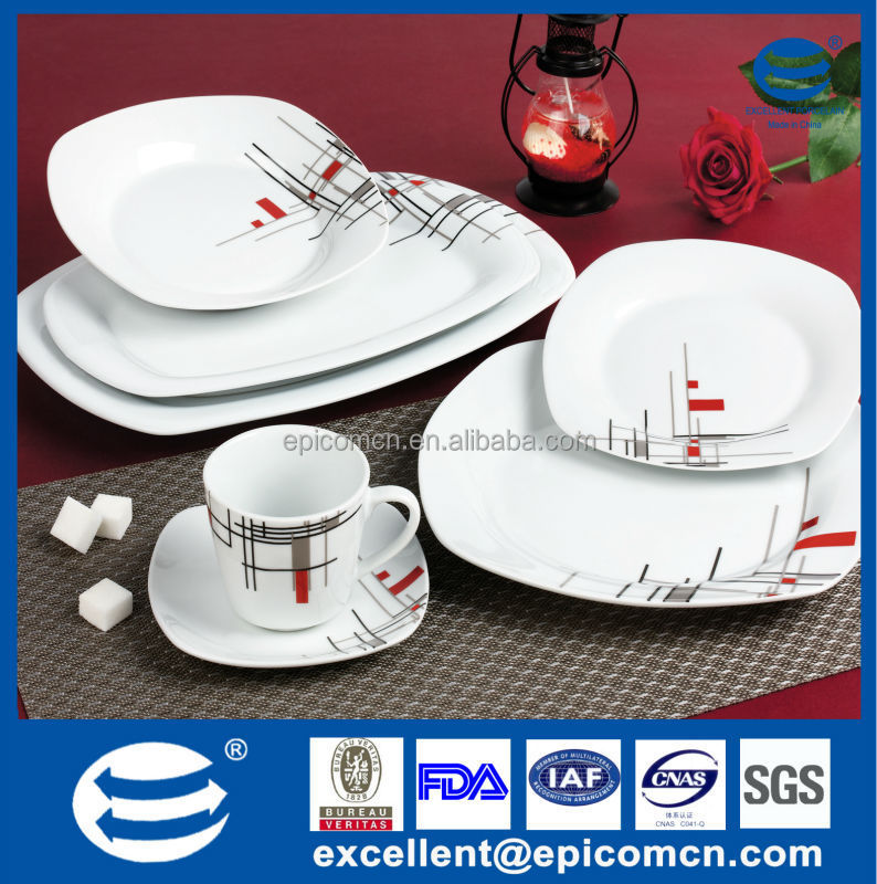 High Quality Made In China Ceramic Tableware Top Choice Porcelain ...