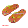 SB-5403 Cute Design 2014 Hot Selling kid's slippers