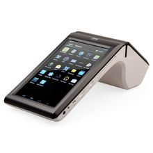 All in one android pos système tablet pos terminal TS-7002 avec imprimante