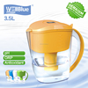 Wholesale Alkaline Everyday Water Filter Pitcher 10 Cup with week alkaline function