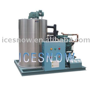 concrete flake ice making machines