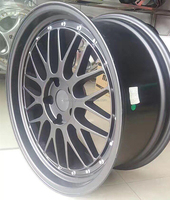 18/19/20inch aftermarket aluminum car tyres wheels