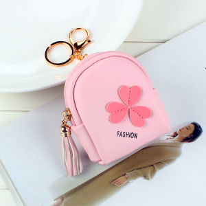 Hot selling cute candy colour coin wallet coin purse kids wallet cute coin purse China supplier