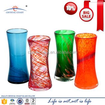 Small Murano Glass Bud Vases Wholesaledecorative Mini Bud Flower