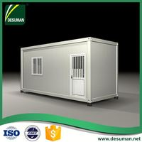 DESUMAN volume production leisure style light weight 40 shipping container for sale