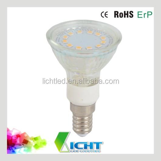 SMD2835 3W JDR E14 Glass LED Spotlight