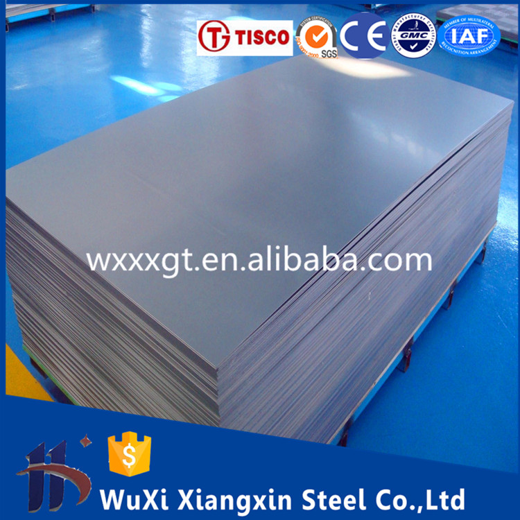 Lower Price TISCO 440 stainless steel plate/sheets/coil Hairline/brushed surface