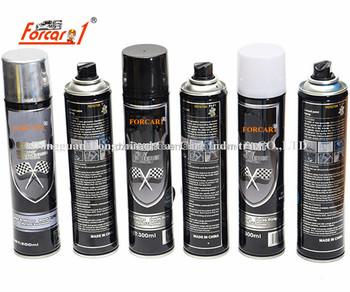 how to use chrome spray paint