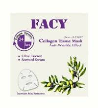 Facy : Anti Aging Collagen Tissue Mask Increase Skin Firmness Beauty Product of Thailand