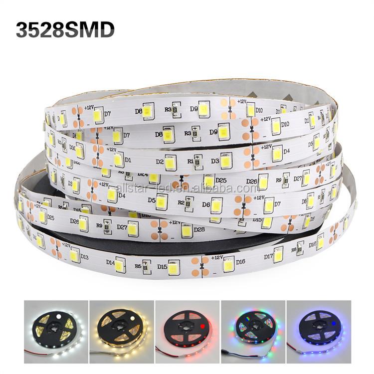12v/24v 3528 Smd Infrared Led Strip 850nm Cuttable Every 5cm Full Spectrum  Led Strip Light - Buy Infrared Led Strip 850nm,Full Spectrum Led Strip