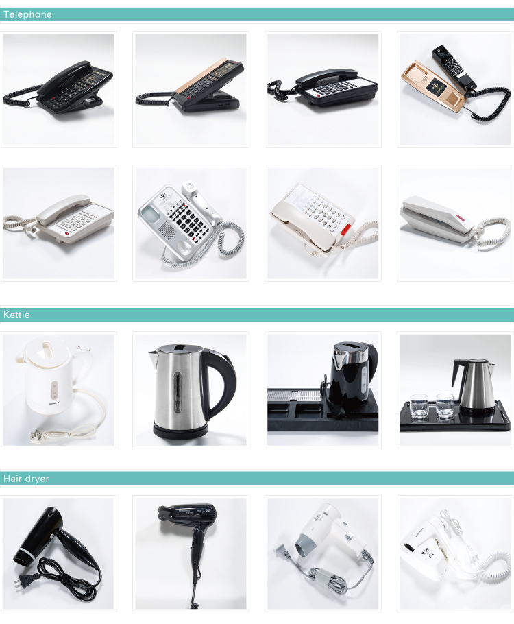 Chian Hot Selling Electric Multi-Function Hair Drier For Hotel Supply