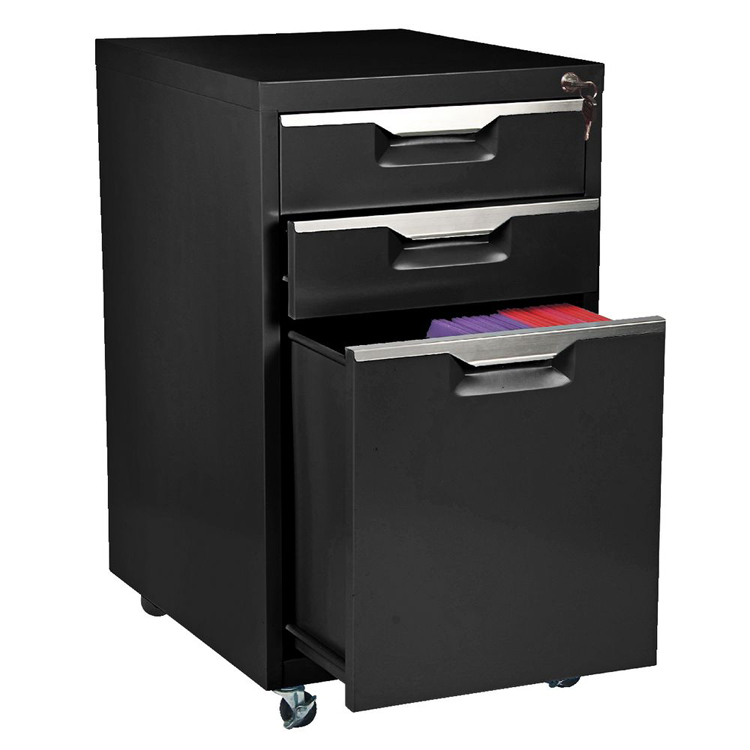 2015 popular design metal archives moving locker drawer filing storage hanging cabinet mobile 3 box filing  sc 1 st  Alibaba & 2015 Popular Design Metal Archives Moving Locker Drawer Filing ... Aboutintivar.Com