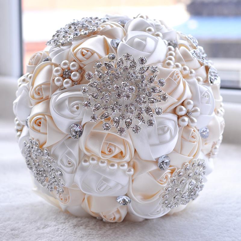 Queena Wholesale Wedding Accessories Full Rhinestone Bridal