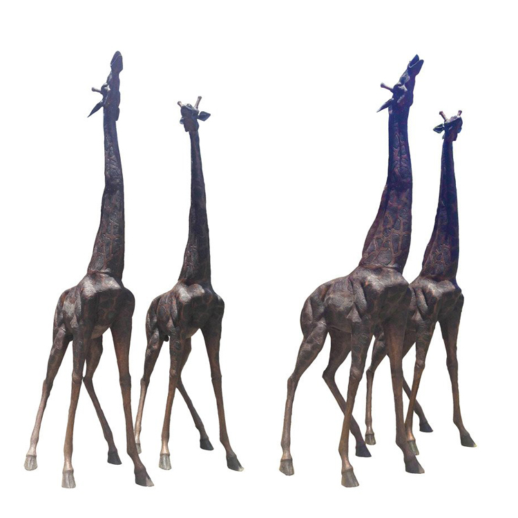 Bronze Giraffe Sculpture, Bronze Giraffe Sculpture Suppliers And  Manufacturers At Alibaba.com