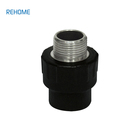 Dependable performance hdpe pipe fittings bend 90 degree elbow dimensions