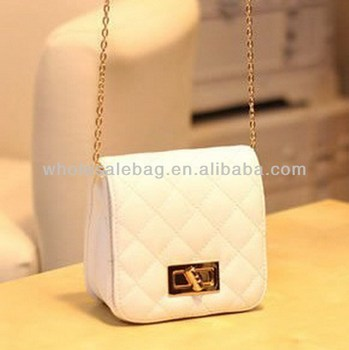 20df7ea38e76 Small Cute Sling Bag With Long Chain Messenger Bag Cross Shoulder Bag For Girls  Ladies Women