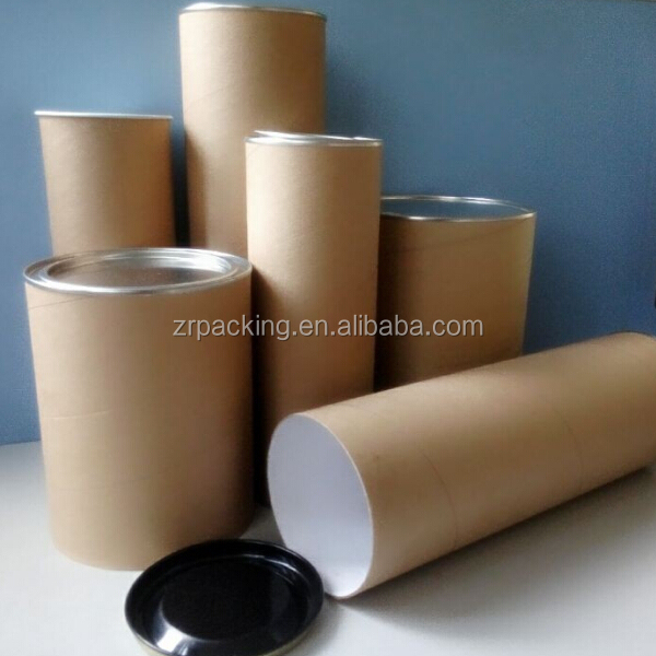 Custom biodegradable kraft cardboard paper tube buy for Kraft paper craft tubes