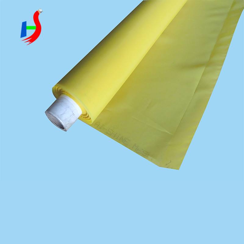 China wholesale silk screen 110 mesh polyester printing mesh