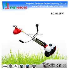 high effeciency garden grass cutting machine