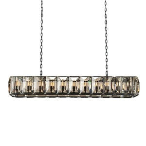 Europe style industrial iron frame chandelier for the house decorate