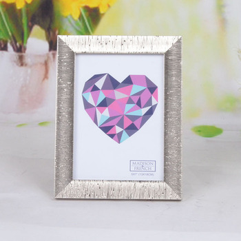 Silver Picture Frames Cheap Glitter Love Photo Frame - Buy Love ...