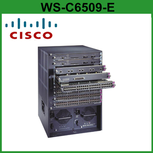Best Used Cisco Switch Price List WS-C6509-E China Supplier