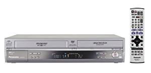 Remanufactured Panasonic DMR-E75VS Progressive-Scan DVD Recorder/VCR Combo