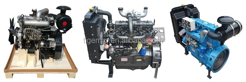 Fuente De La Fábrica Buen Precio 4jb1 Ricardo Motor Diesel Para El ...