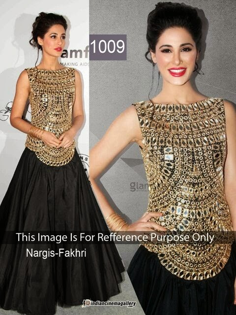 Designer Bollywood Gown - Buy Latest Gown Designs,Bollywood ...