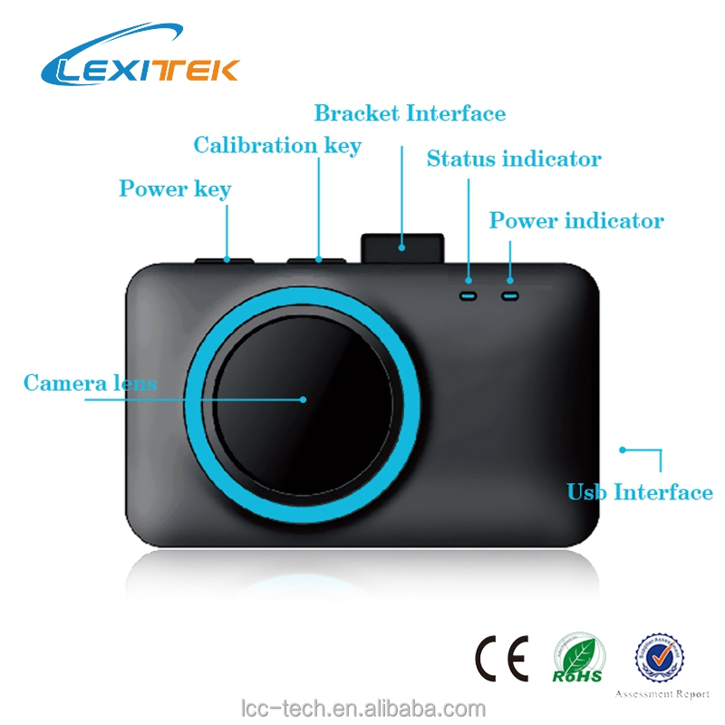 Lexitek eye tracking based driver fatigue monitoring and warning system driver fatigue warning driver fatigue alarm review