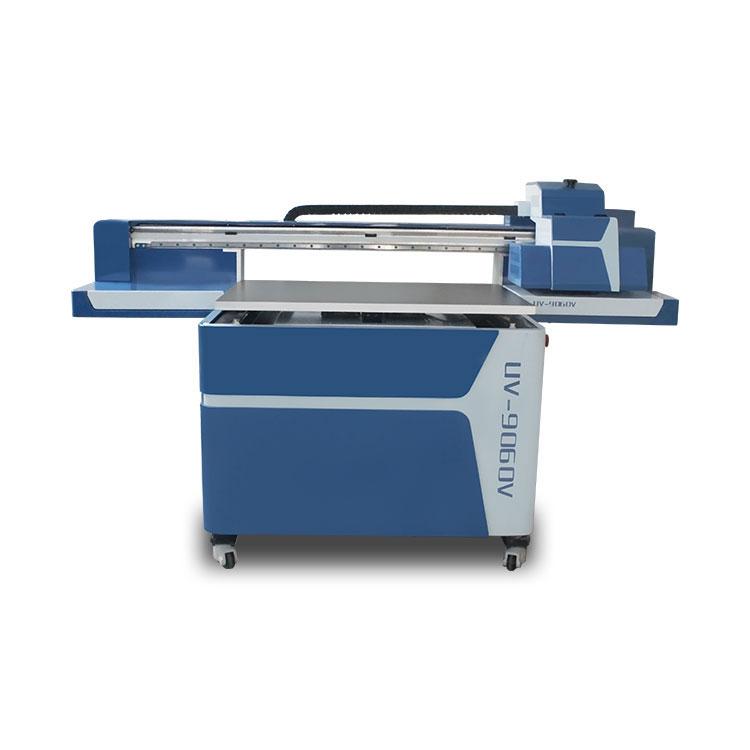 Uv 3d impresora de tarjeta de Pvc de plástico de impresión de tarjeta de identificación digital de la máquina de marcado