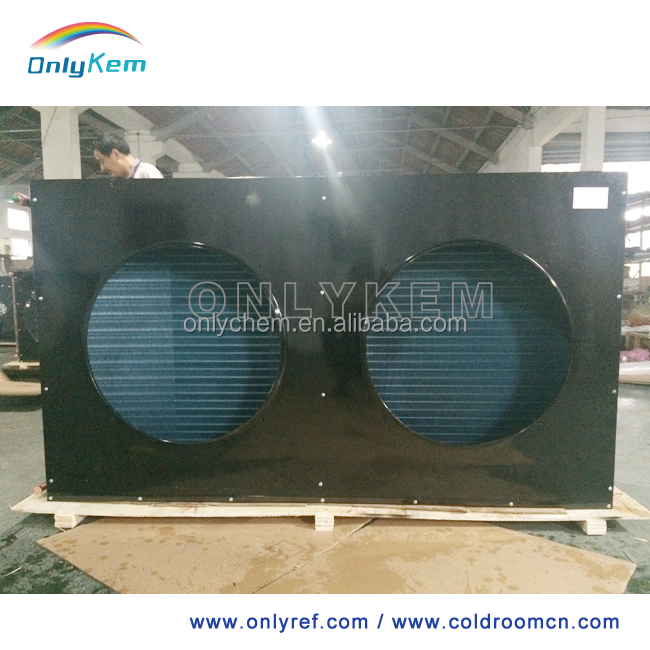 Air cooled freezer condenser, vegetable chiller condenser