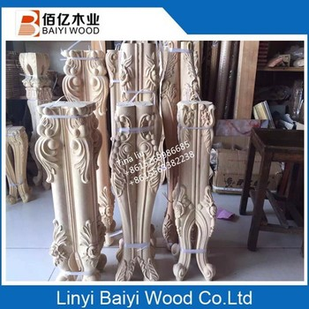 Furniture Wood Legs Liques And Onlays