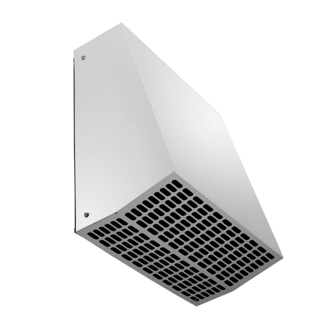 """Fantech RVF 6XL EC Exterior Wall Mount, 6"""" Centrifugal Duct Fan, 410 CFM"""