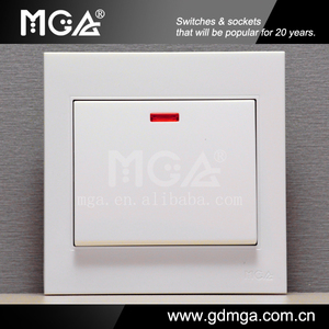 45A electric heater switch & air conditioner switch