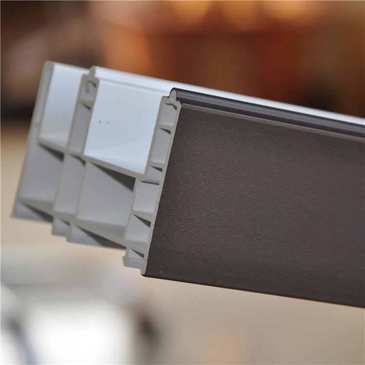 Balkon Glasschiebetüren Vinyl Fensterrahmen China Pvc Profil - Buy ...