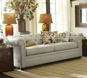 Colorful Modular Clic Antique Corner Sectional Chesterfield Sofa Set Sf3899 Modern Living Room
