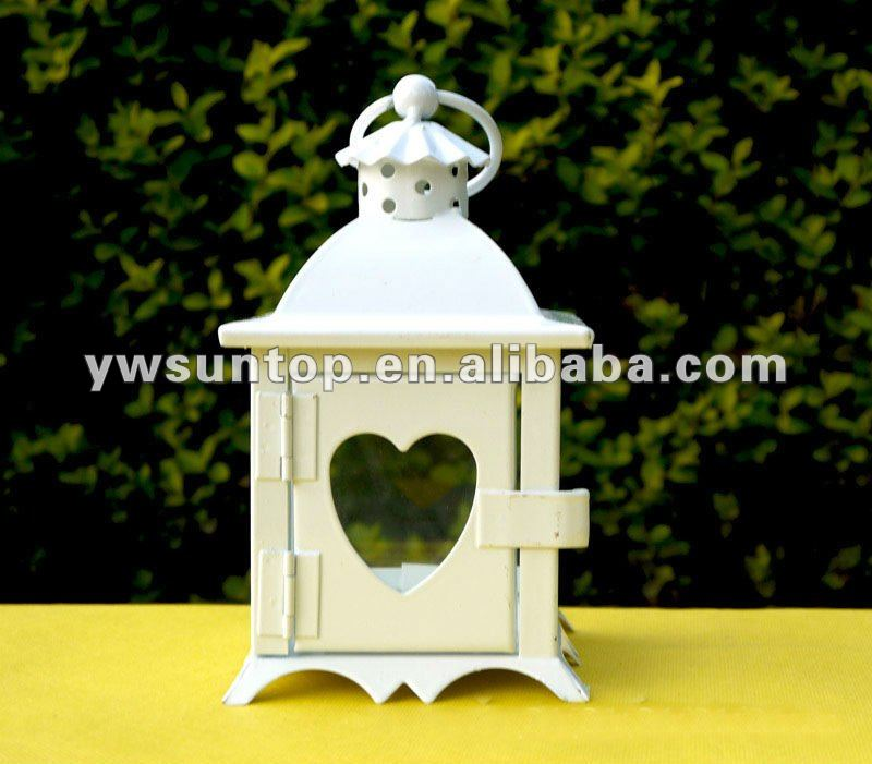 Moroccan Metal Mini Lantern wedding Favors