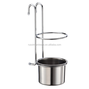 Hardware accessories Metal Kitchen utensil holder rack prices Kitchen cutlery holder