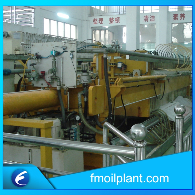 huatai palm oil press machine