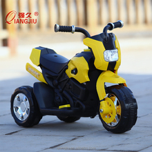 Factory wholesale new model child ride on electric motorcycle for kids motorbike