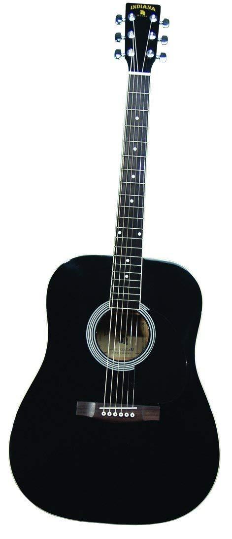 Cherry Sunburst INDIANA Dakota IDA-CB Acoustic Guitar