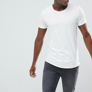 Online Shopping India Mens Cheap Price Under $1 Stock White t shirts Mens t shirts