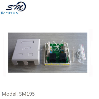 rj45 cat5 network junction box plastic junction boxes buy plastic rh alibaba com Ethernet Cable Wiring Cat5e Cable Wiring Diagram