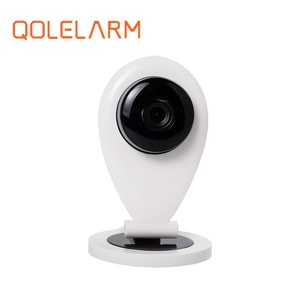 wireless wifi 3g ip camera Support two-way audio and dual stream