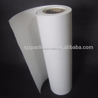 White Opaque Pet Film Polyester Film for UV Printing or Eco Solvent Printing