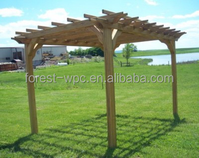 wpc composite holz moderne pergola kunststoff holz pergola billige pergola b gen pavillons. Black Bedroom Furniture Sets. Home Design Ideas