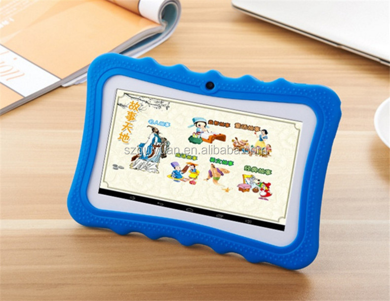 Children tablet kids tablet 7 inch android quad core cheap tablet pc for kids education