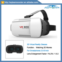 New Products 2016 3D Glasses Universal 3D Video Glasses Virtual Reality Portable VR 3D Glasses