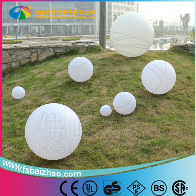 Christmas Large Outdoor Led Sphere Waterproof Ball Light,Outdoor ...